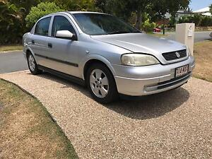 HOLDEN ASTRA 2002-REGO-RWC-AIR CON-AIRBAGS-4 CYL-CHEAP Upper Coomera Gold Coast North Preview