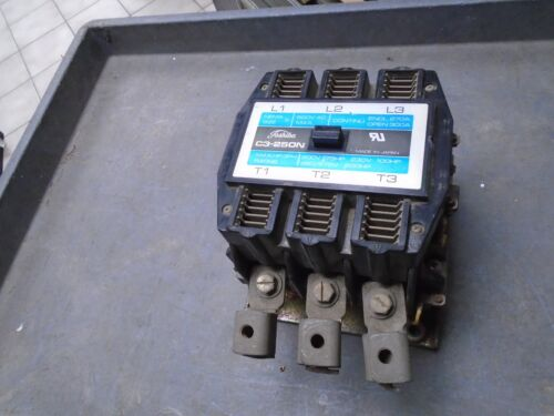 Toshiba Contactor C3-250N
