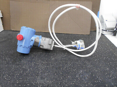 Rosemount 3051c-g4f22a1am5b4s1a01900408 32vdc 300psi Pressure Transmitter
