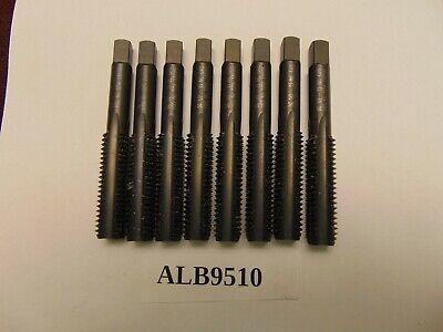 Osg 12-13 Hss 1012103 Taps Lot Of 8 Alb 9510