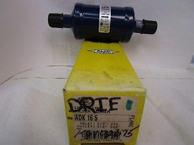New Alco Dri-kleaner Refrigerant Filter Drier Adk-165 58 Sae Flare Adk165