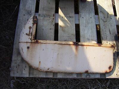 Vintage Ji Case 511 Gas Tractor -rear Side Panel - Rh- 1959