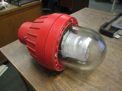 Commercial Products Group Explosion Proof Strobe Light Fsex-hi Ser. D 15 Candela