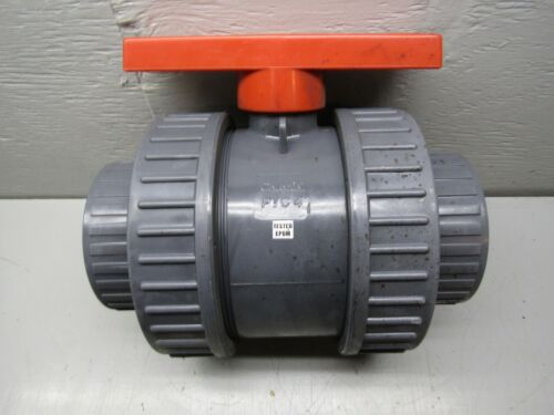 "Colonial 4"" PVC Ball Valve - Socket type only - Full Block"