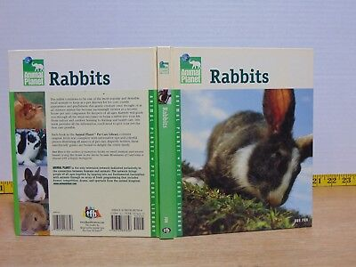 Rabbits: Animal Planet Pet Care Library by Sue Fox (2006, Hardcover)
