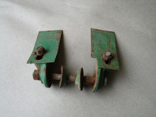 John Deere Gauge Wheel Scraper Assembly