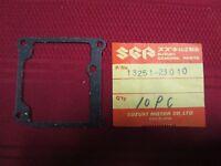 SUZUKI RV90 RV 90 FLOAT CHAMBER GASKET 13251-23010 13251-03410