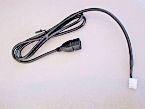 ORIGINAL KENWOOD DNX573S HARDWIRED USB CABLE OEM F1