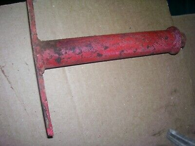 Vintage Massey Harris 44 Row Crop Tractor - Seat Spring Base -1950