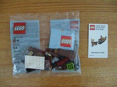 LEGO 40287 - Sleigh - Retail Store Mini Build Polybag - Dec 2018
