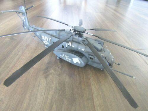 "SIKORSKY MH-53 SEA DRAGON ""USN"" NICE BUILT REVELL 1/72"