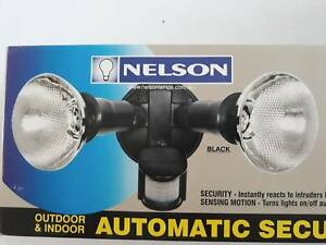 Automatic Security Sensor Lights