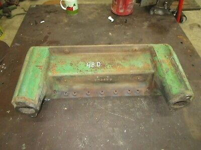 1948 John Deere Styled D Lower Radiator Tank D2952r Nice  Antique Tractor