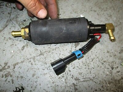 2000 Mercury 135hp Optimax DFI outboard low pressure electric fuel pump