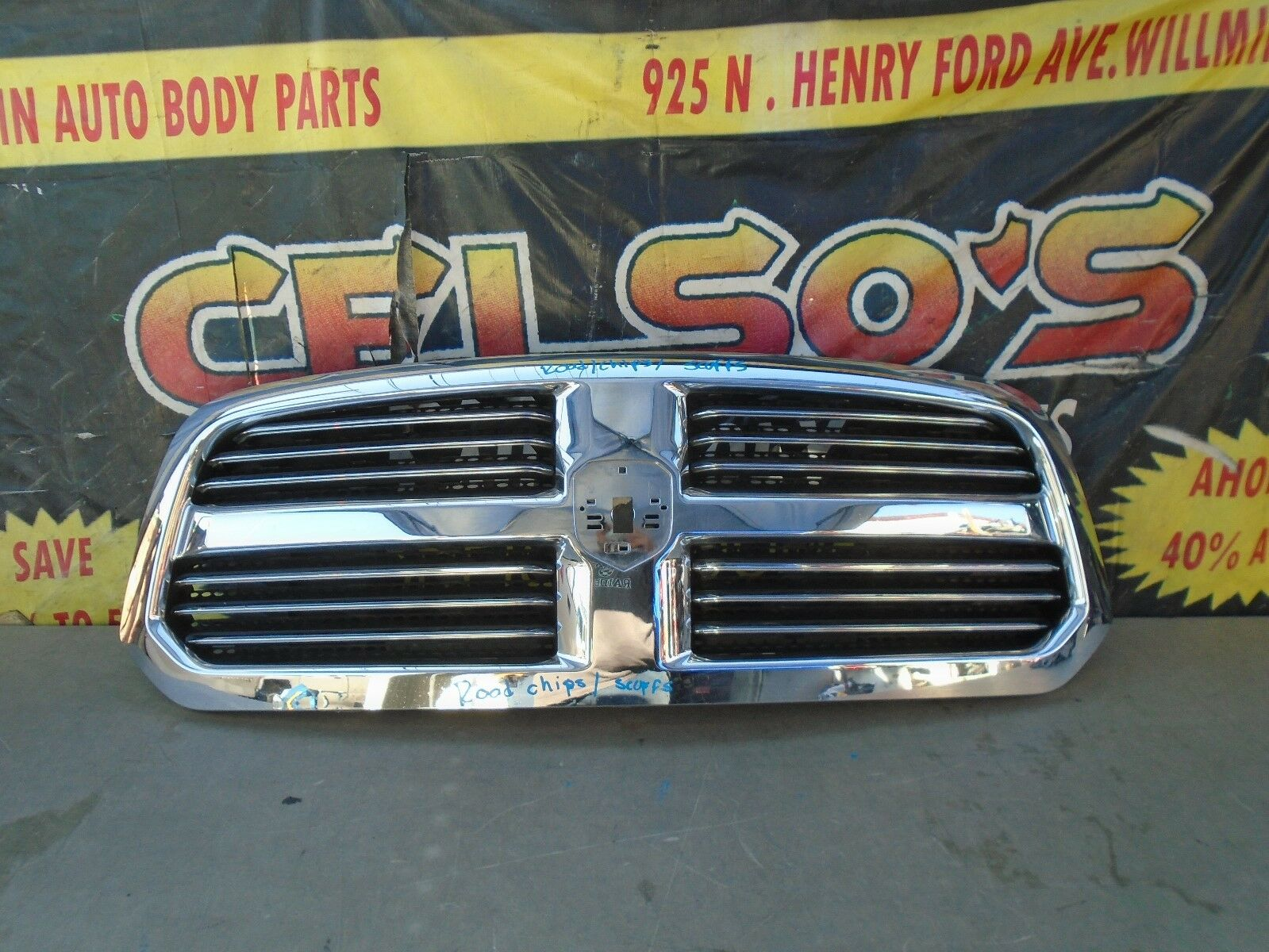 Used Dodge Ram 2500 Grilles for Sale - Page 4