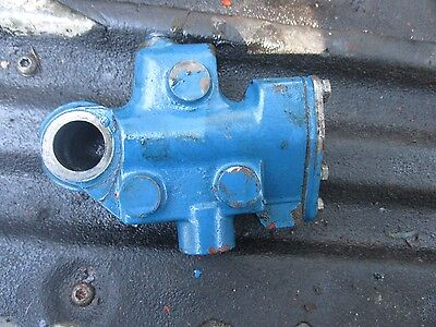 1979 Ford 6600 Diesel Tractor Hydraulic Valve Free Ship