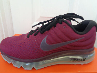 Nike Air max 2017 womens trainers shoes 849560 601 uk 4 eu 37.5 us 6.5 NEW+BOX