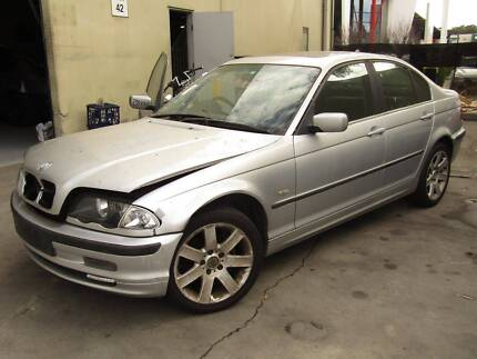 CAR FOR PARTS AND WRECKING / BMW E46  / 323i SEDAN Seven Hills Blacktown Area Preview