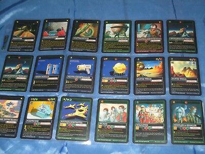 Perry Rhodan , Play - / Trading Cards , Sammler - Karten /  SF Sammelbilder / 21