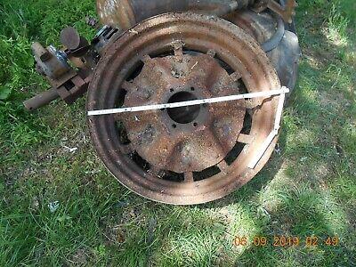 Used Farmall Regular Rear Wheel