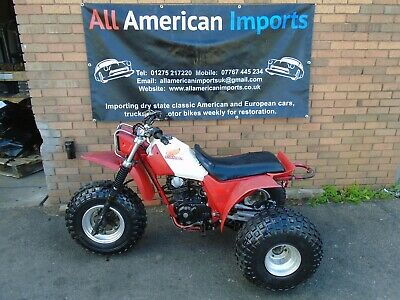 HONDA ATC 200X 4 STROKE TRIKE (1983) US IMPORT! NO RESERVE! IDEAL PROJECT BASE!