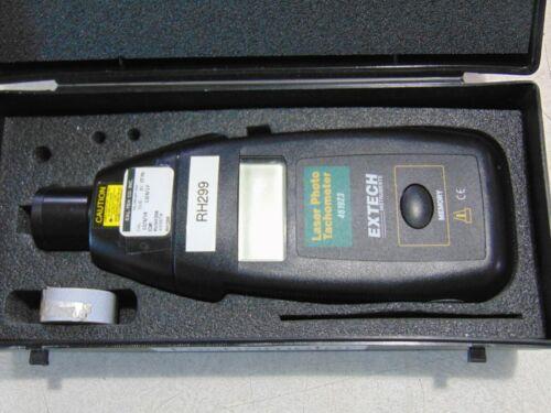 Extech Digital Laser Photo Tachometer Tach RPM Gauge 461923