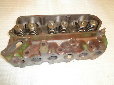 John Deere 350 Crawler Dozer Engine Head Gas