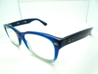 Ray-Ban Junior Youth Eyeglasses RB 1528 3581 Blue 48-16-130 Rx Frames (Youth Glasses)
