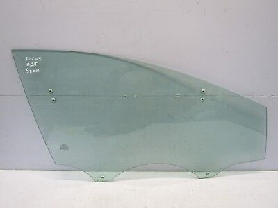 FORD FOCUS MK3 2015-17 OFFSIDE/RIGHT FRONT DOOR WINDOW GLASS (5 DOOR)      #6853