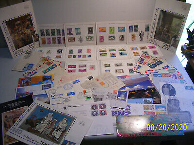 Postal Estate Lot of Assorted Mostly W.W. Postal Covers, Postal Cards & Stamps
