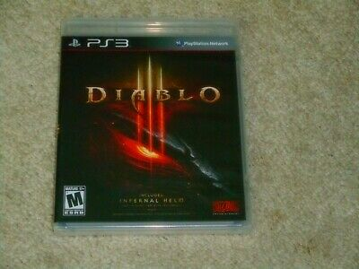 Used, DIABLO III....PS3....***SEALED***BRAND NEW***!!!!!!!!!! for sale  Shipping to Nigeria