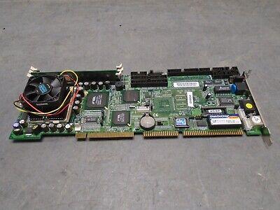 Sbc8161 Rev A1 Single Board Computer With Celeron 466 Mhz 64mb Ram