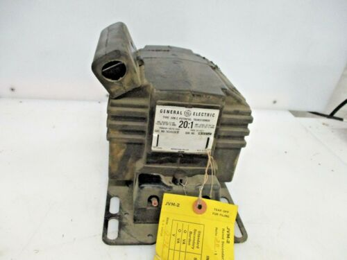 GENERAL ELECTRIC POTENTIAL TRANSFORMER 20:1 762X22G2