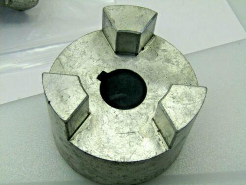 """Lovejoy *USED* AL110 X 1 Aluminum Jaw Coupling Hub 1"""" Keyed Bore"""