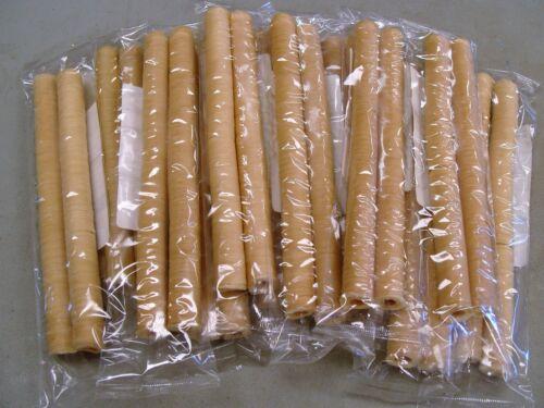 21 mm COLLAGEN CASINGS FOR 100 lb SNACK STICKS ( 10 STRANDS )