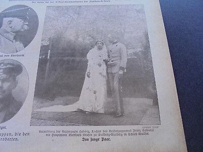 1918 Woche 18 / Finnland von Stollberg  Wallsee Wilmersdorf Kellesee Malente