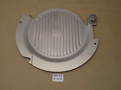 Used Hobart Stainless Steel Blade Safety Cover Fits Models 2612 2712 2812 2912