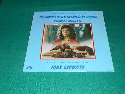 Tony Esposito – Un Complicato Intrigo Di Donne Vicoli E (Un Complicato Intrigo Di Donne Vicoli E Delitti)