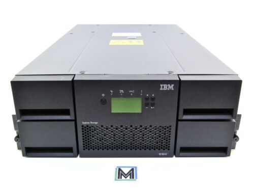 IBM 3573-L4U TS3200 TAPE LIBRARY CHASSIS ONLY - w/ 5900 ENCRYPTION LICENSE