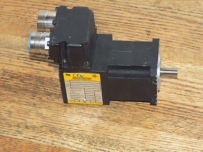 Baldor Brushless Servo Motor Bsm50n-133aa Neo. Low Inertia 4000 Rpm