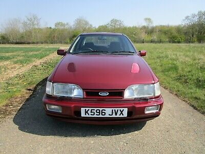 1992 FORD SIERRA SAPPHIRE 4X4 RS COSWORTH BARN FIND 99P START WITH NO RESERVE!!!