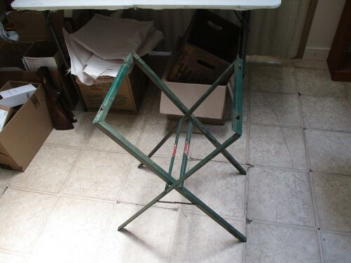 Vintage Coleman Stove Stand