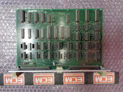 Sanyo P673B P676C VME Board