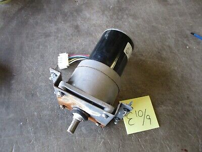 Used Ice Auger Motor For Cornelius Soda Fountain Ed150-bchz Works But Rusty
