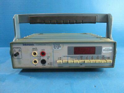 Tektronix Cdm250 Digital Multimeter - Used
