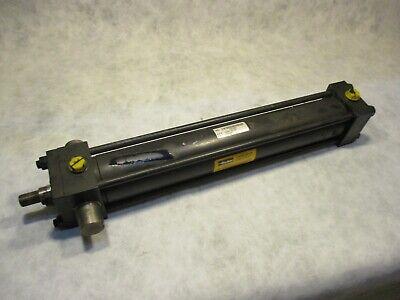 Parker 2h Hydraulic Cylinder 2-12 Bore X 16-14 Stroke