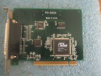 Measurement Computing Model Pci-dio24 Board
