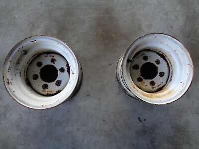 Ford 1210 4x4 Mfwd ..front Wheel  1
