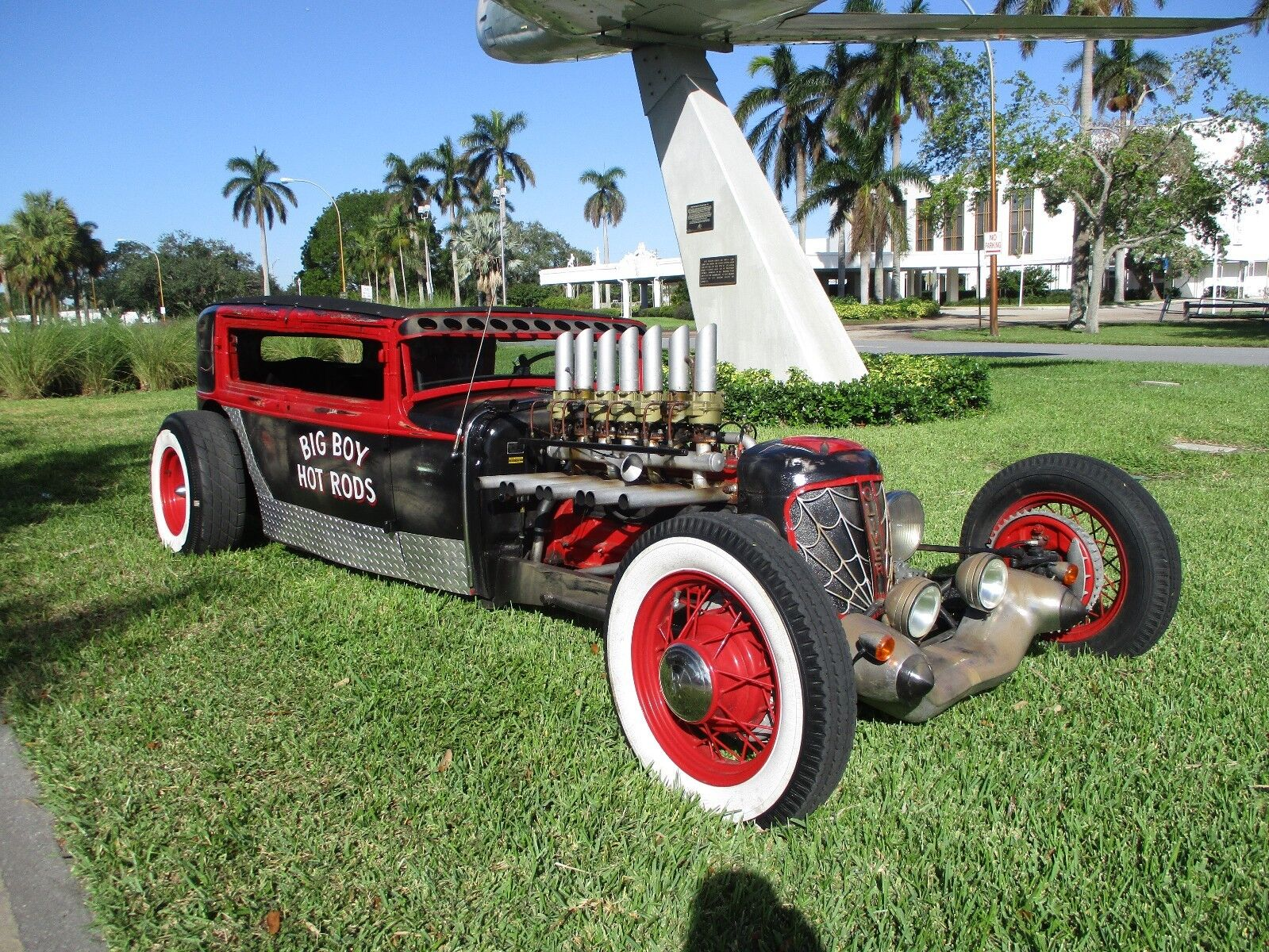 1930 Ford Model A  1930 FORD MODEL A RAT ROD OLD SCHOOL HOT ROD SLAMMED FOR SALE NO RESERVE