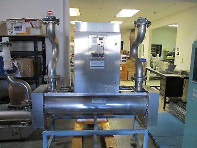 AQUAFINE UV WATER SYSTEM MODEL SCD-1200 TOC REDUCTION & CHLORINE DESTRUCTION